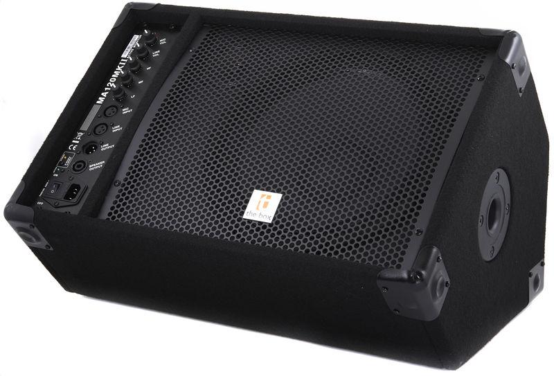 the box MA120 MKII