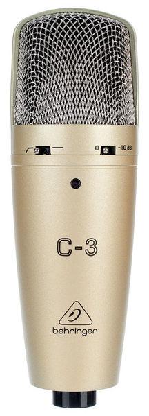 Behringer C-3