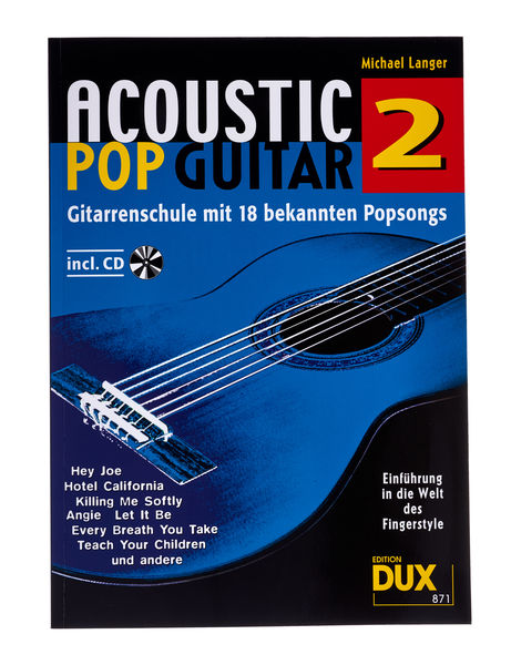 Edition Dux Acoustic Pop Guitar 2