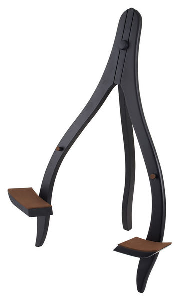 BSX Wood Guitarstand Black