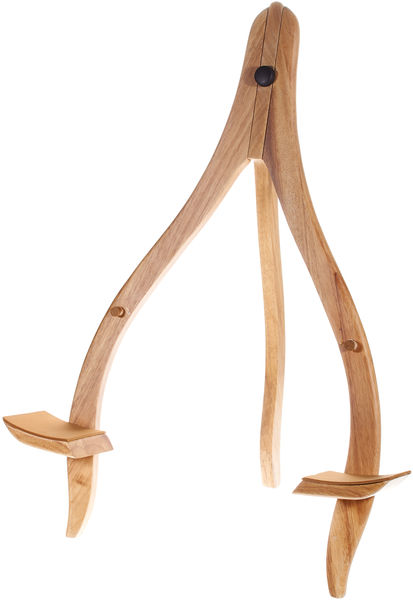 BSX Wood Guitarstand Natural