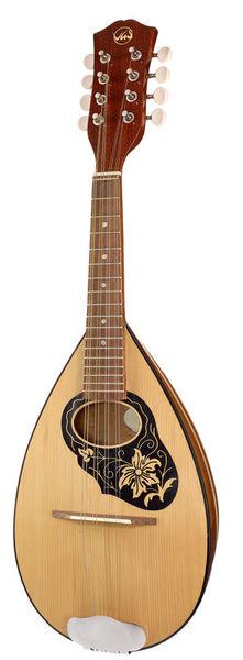 Gewa Roundback Mandolin Flathead