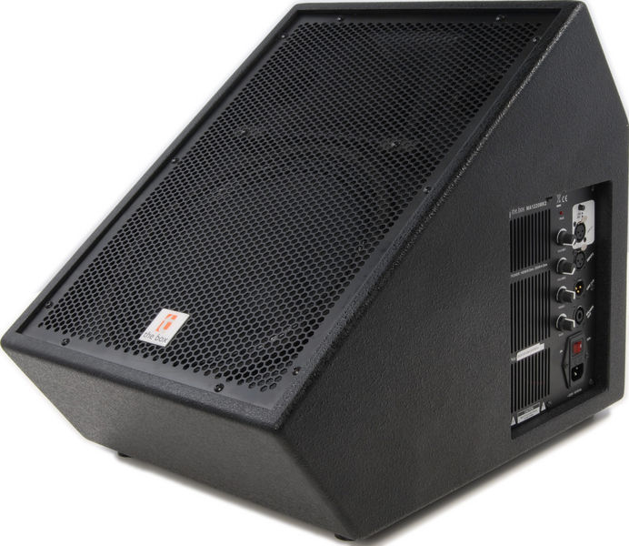 the box MA1220 MKII