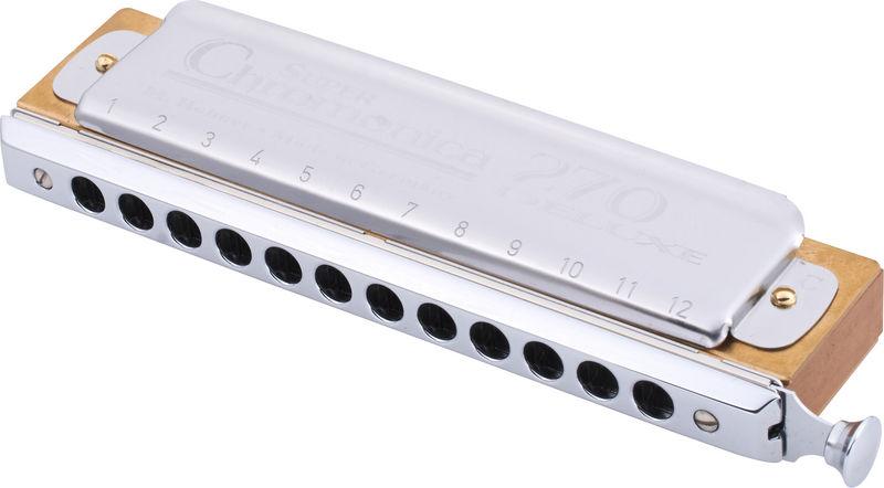 Hohner Chromonica 270/48 C- Deluxe