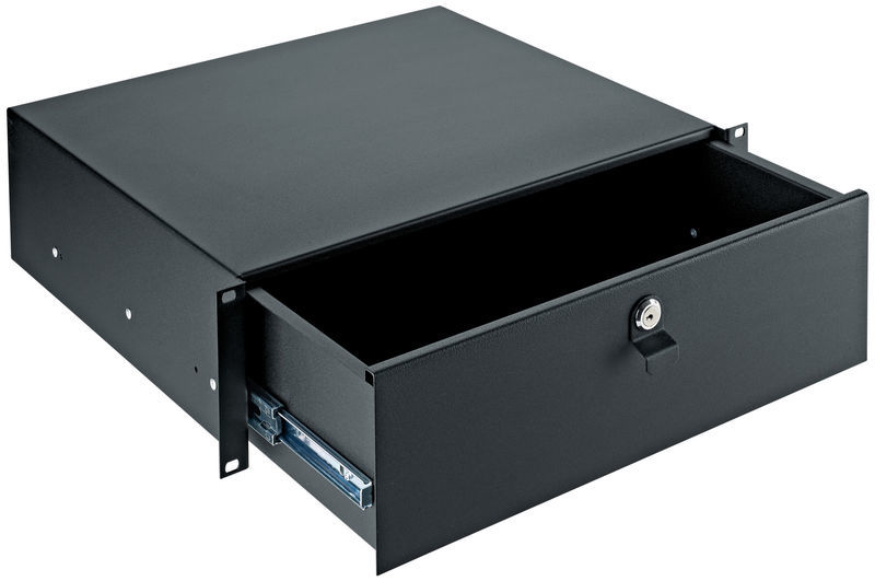 K&M 49123 Rack Drawer 3U
