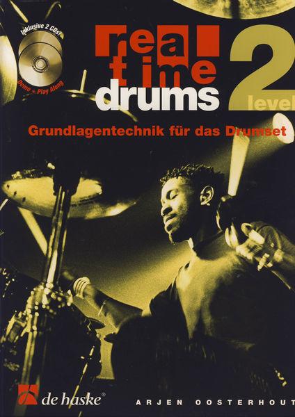 Real Time Drums 2 De Haske