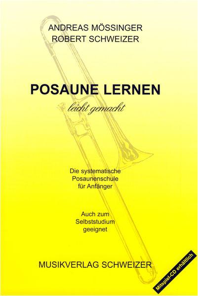 Musikverlag Schweizer Posaune Lernen Vol.1