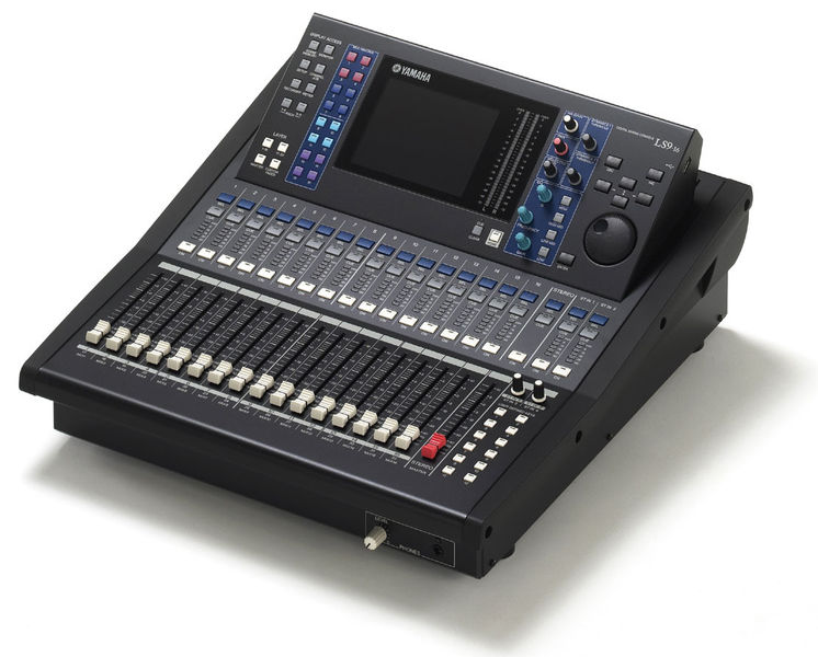 Behringer 32 Channel Digital Mixer Yamaha LS9 - 16 - Thomann UK