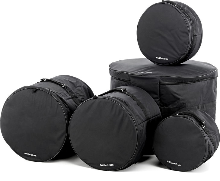 Millenium Tour Drum Bag Set Rock 24""
