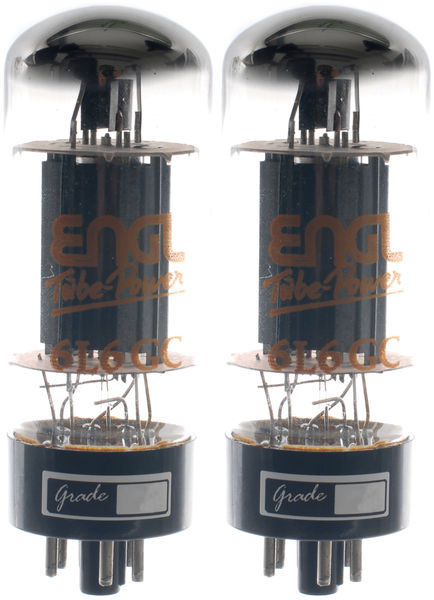 Engl Tube 6L6 GC-STR (RT21X)GR22/24