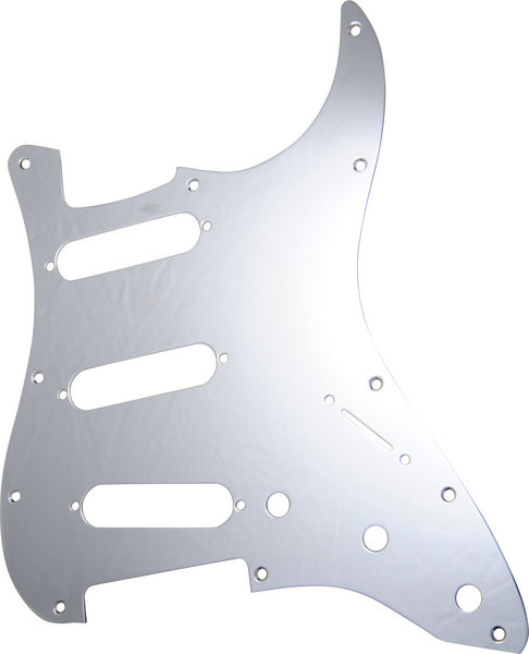 Fender Pickguard Chrome