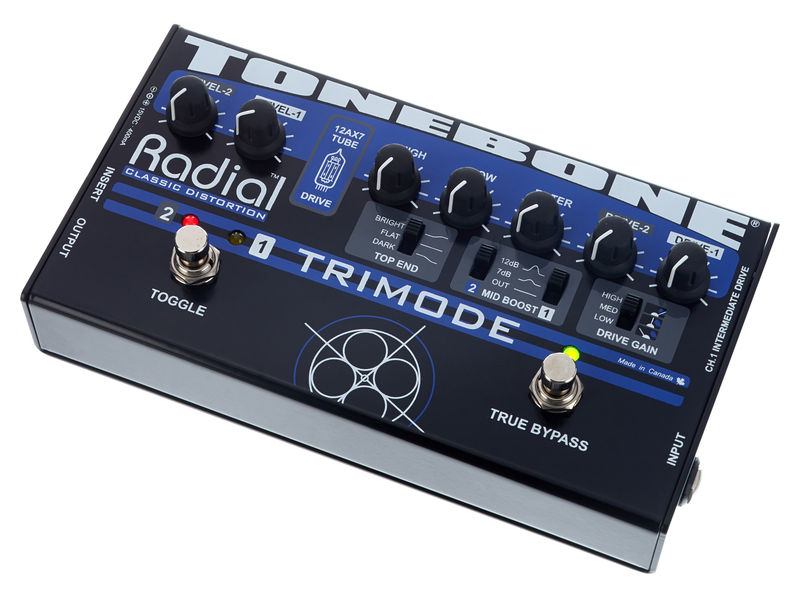 Radial Engineering Tonebone Trimode