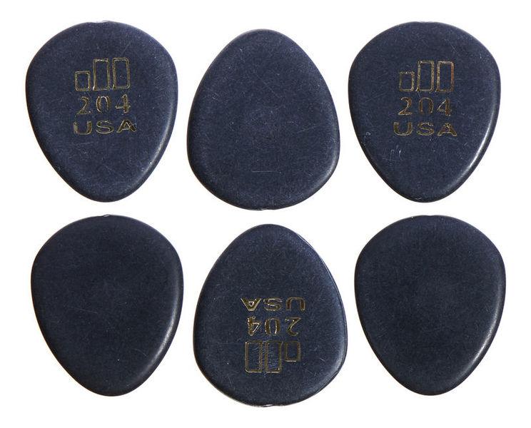 Dunlop Jazztone 204 S 6 Pack