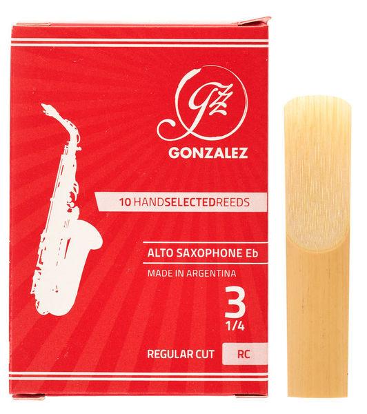 Gonzalez Alto Sax Reed RC 3,25
