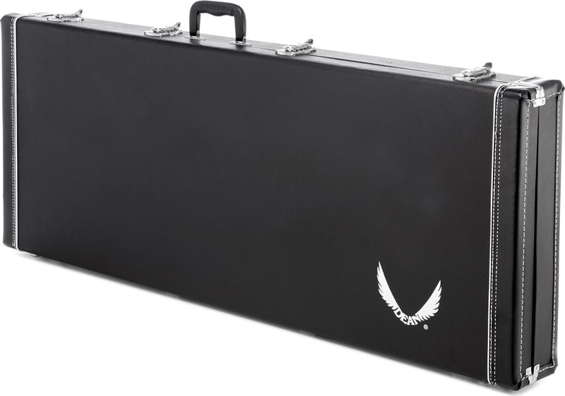 Dean Guitars Case Deluxe V Guitar