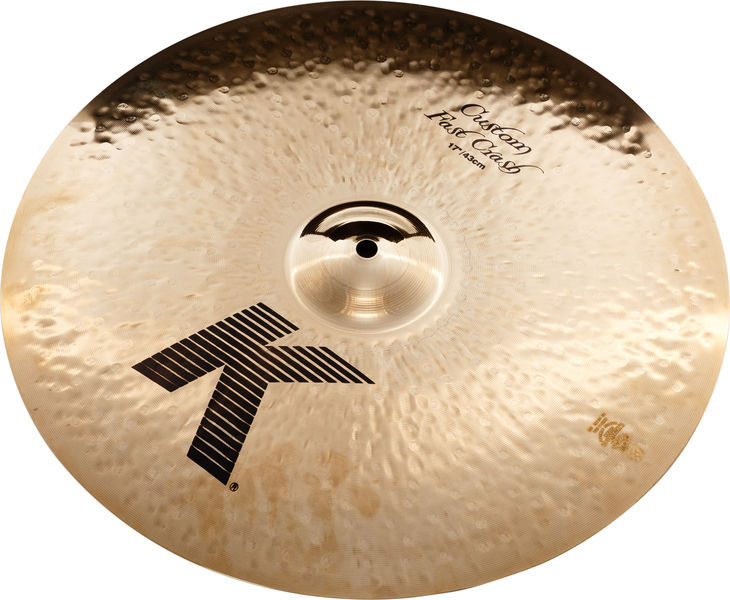 "Zildjian 17"" K-Custom Fast Crash"