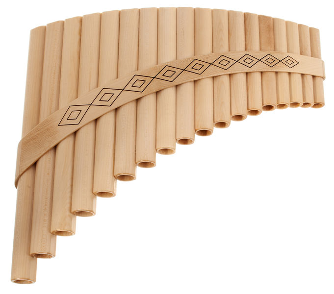 "Thomann Solist Panpipes Alto G'- C""'18"