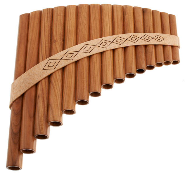 "Thomann Solist Panpipes Alto G'-G""'15"
