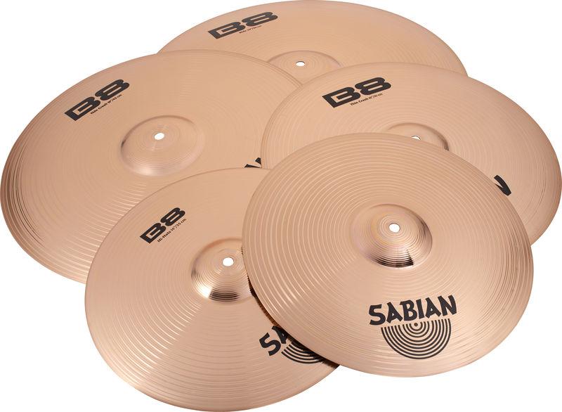 Sabian B8 Performance Plus Set