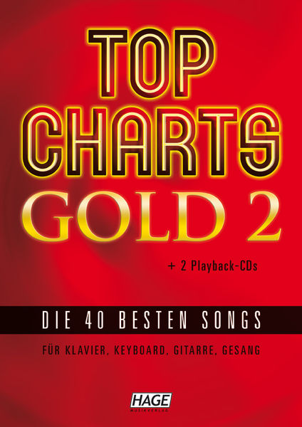 Hage Musikverlag Top Charts Gold 2