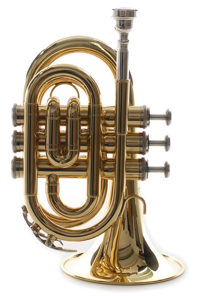 Thomann TR 25 Bb-Pocket Trumpet