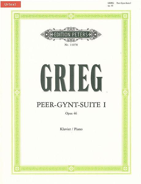 C.F. Peters Grieg Peer-Gynt-Suite 1