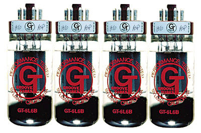 Groove Tubes 6L6S Quartett LOW