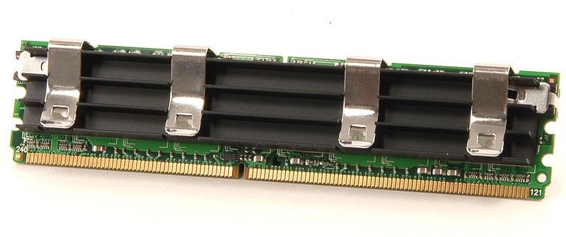 Thomann Dimm DDR2 2GB 667MHz ECC HS