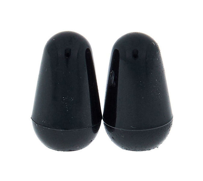 Fender Switch Tips Black