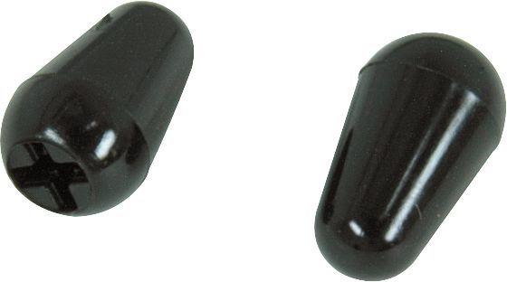 Fender Switch Tips Black