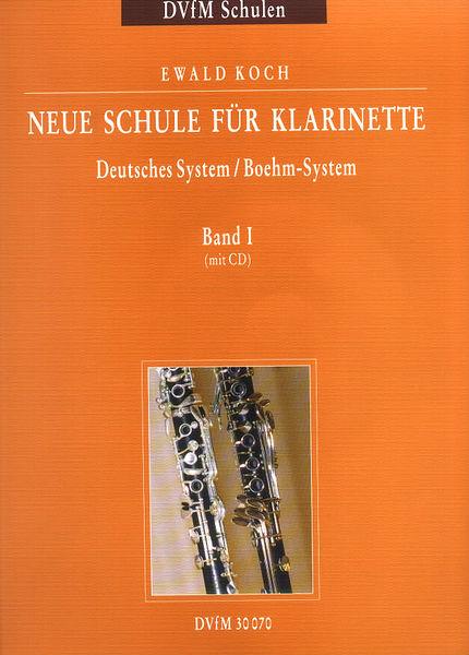 DVFM Verlag Neue Schule für Klarinette 1