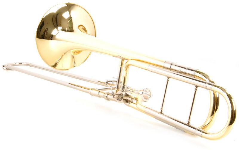 Kühnl & Hoyer .547 Bb/F- Tenor Trombone M