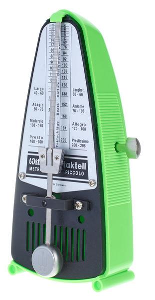 Wittner Metronom Piccolo 830421 Green