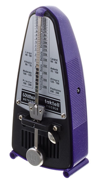 Wittner Metronome Piccolo 830471Violet