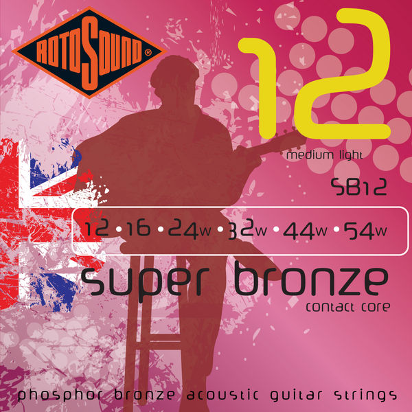 Rotosound SB12 Super Bronze