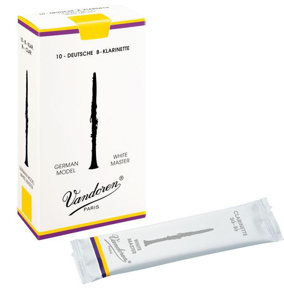 Vandoren White Master 4.5 Bb-Clarinet