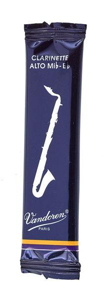Vandoren Classic Blue 2.5 Alto Clarinet