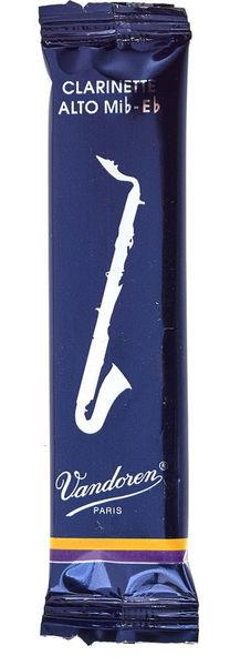 Vandoren Classic Blue Alto Clarinet 3