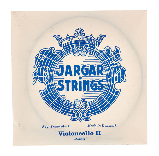 Jargar Classic Cello String D Medium