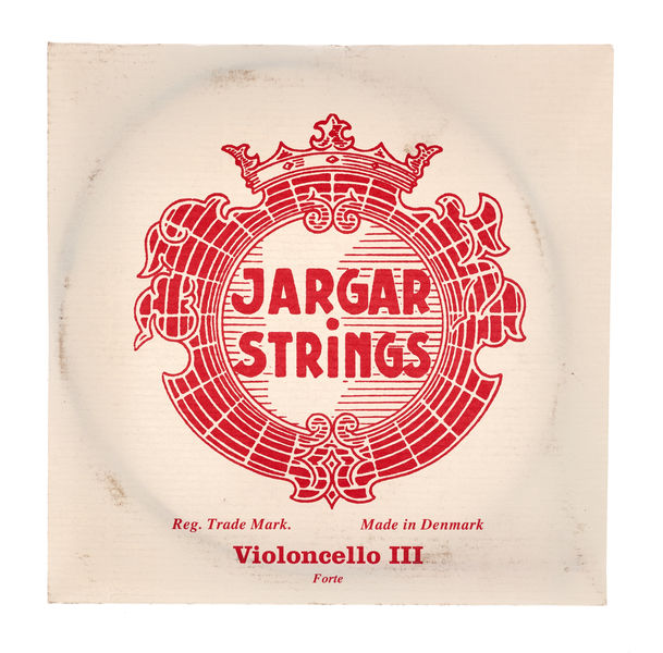 Jargar Cello G Single String Forte