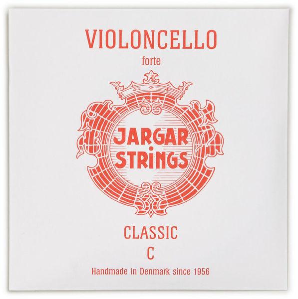 Jargar Classic Cello String C Forte