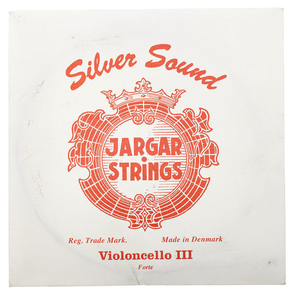 Jargar Silver Cello String G Forte