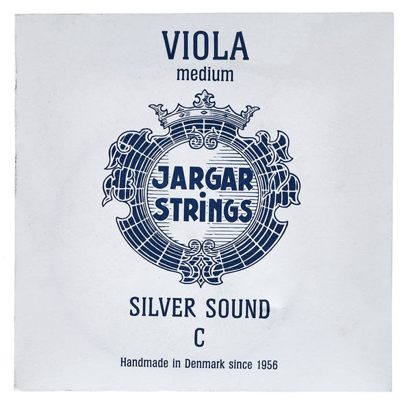 Jargar Silver Viola String C Medium