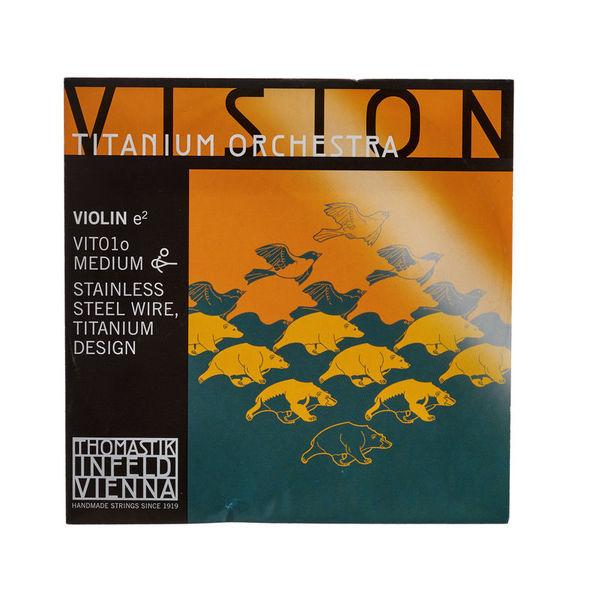 Thomastik Vision Titanium E VIT01o 4/4
