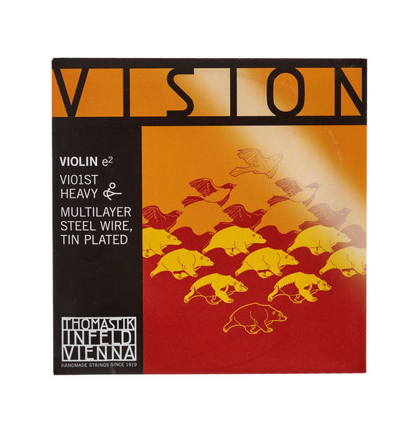 Thomastik Vision E VI01 4/4 heavy