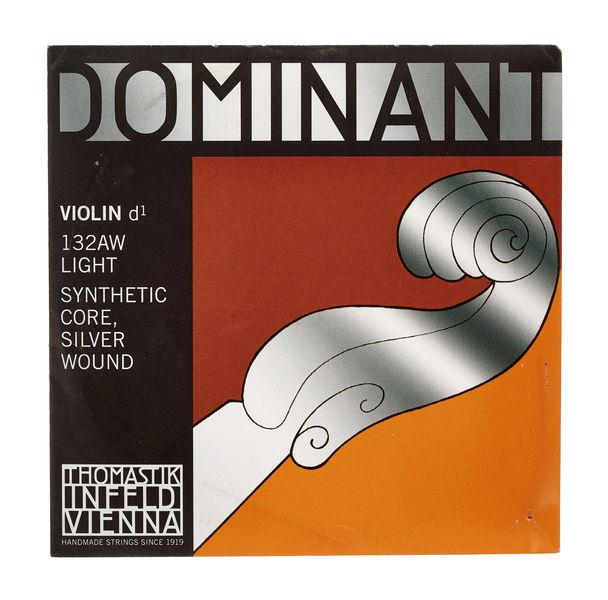 Thomastik Dominant D Violin 4/4 Silver L