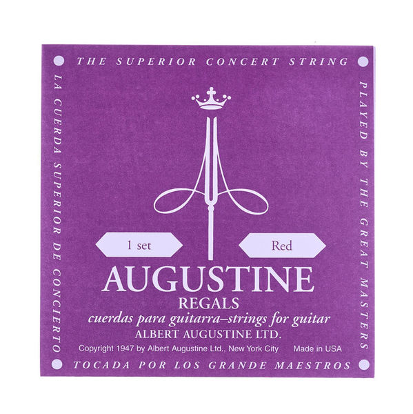 Augustine Classic Red Regal