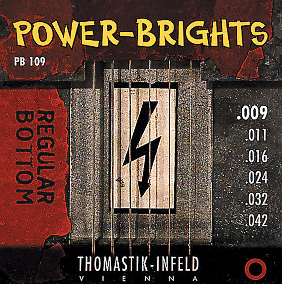 Thomastik Power Brights Extra Light