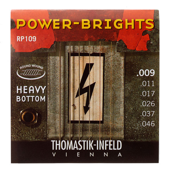 Thomastik Power Brights Light