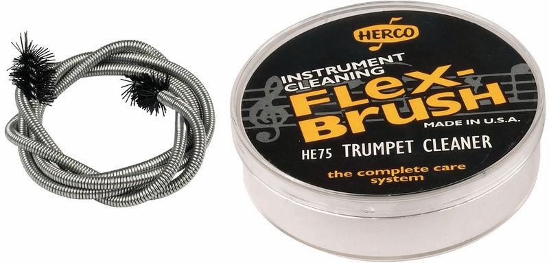 Herco Brush for Trumpet Nylon